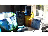 Electrical items Sony, Teac, nintendo