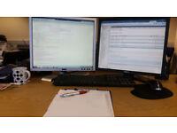 Copmuter services / laptop & PC repair / programming / IT support / 3D Print / CCTV