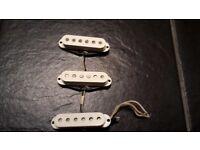Fender Pure Vintage '59 Stratocaster Pickups