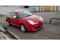 Alfa Romeo Mito Exclusive with Only 19300 miles and Two Owners From New