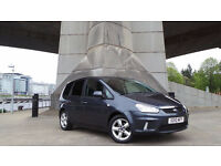 2010 10 FORD FOCUS C MAX 1.6 TDCI GREY MOT 03/18(CHEAPER PART EX WELCOME)***FINANCE AVAILABLE***