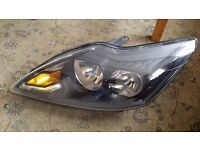 Headlamp from Ford Focus 58 reg