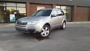 2009 Subaru Forester 2.5 X LIMITED PKG / PANORAMIC ROOFS