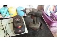 14.5 concept impact drill driver. 2 batterys and charger bargain at 160