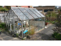 Green house for sale (collection only, needs to be dismantled by purchaser)