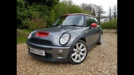Mini cooper s very low miles