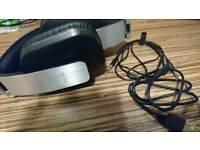 iDeaUSA AtomicX S204 wireless foldable headphones