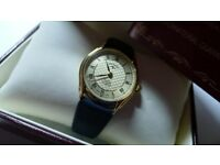 LADIES VINTAGE ROTARY ELITE GOLD PLATED,17 jewel,BOXED,SUPERB WORKING ORDER and CONDITION
