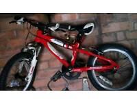 Boys Carrera bike