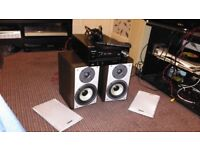 AMP/USB+SONY Speakers
