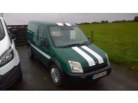 ford connect l220 td 2005-05-plate, 1800cc turbo diesel, 160,000 miles, new MOT