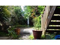 Lovely 1-bed garden flat to rent, Eastville/Greenbank border, NO AGENCY FEES