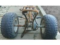 Suzuki lt 50 frame wheels