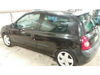cheap renault clio full mot new clutch and more
