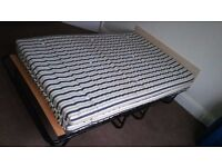 Folding Double Guest Bed