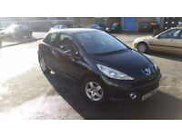 Peugeot 207 2007 1.4 petrol black cambelt kit done.