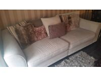 4 seater Sofa bought brand new in January. No tears and no damage