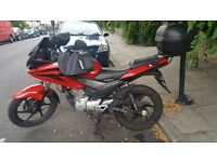Honda CBF125. Excellent condition, Low milage. Great first bike for commuting.Quick sale. £1200 ONO
