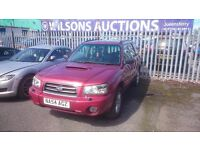 Subaru Forester XT Parts and Spares Available