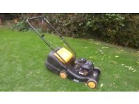 Mcculloch petrol mower with briggs & Stratton engine
