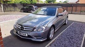 ***** Mercedes-Benz E Class 2.1 E220 CDI BlueEFFICIENCY Sport 2dr *****
