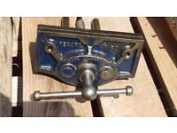 RECORD NO.50 WOODWORKING VICE