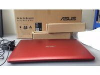 "ASUS X540s laptop / 15.6""/ very light weight/ LIKE NEW IN BOX"