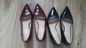 Court shoes size 6