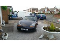 3.2 porsche boxster S.3.2. new engine at 65000 costing over £8000. 12 months mot service history