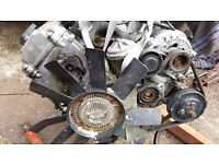 Bmw 318ti engine for sale, was going eport but never loaded. Run good with out fault. Crj engines