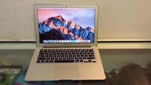 "Used 2014 Macbook Air 13"" with 8GB Memory, Webcam, Wireless for Sale"
