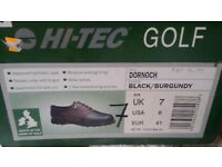 Shoes..golf brand new never worn...