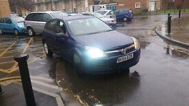 Vauxhall astra 2004 .1.6 petrol