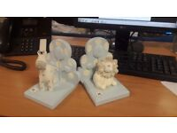 Tracey Russell New Baby Book Ends