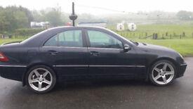 2005 Mercedes C200 Diesel