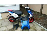 Spares or Repairs Peugeot Moped