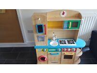 Kids Large Toy Kitchen