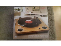 ION 'Max LP' Turntable / Record Player