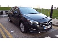 *REDUCED* 2013 Vauxhall Astra 1.6 i VVT 16v Energy 5dr Manual Black