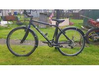 Edinburgh Bicycle Alloy Framed Mountain Bike / Hybrid