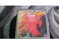 The great composers Bartok vintage vinyl lp record