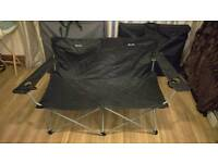 Camping wardrobe / 2 seater chair