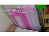Pink Bed Rails (3 avaliable)