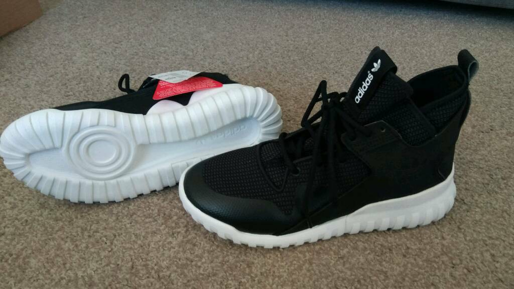 Adidas Tubular X trainers size 7