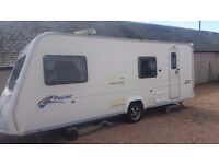 6 BERTH CARAVAN FOR SALE! 2007 BAILEY PAGEANT BRETAGNE SERIES 6 #EXCELLENT CONDITION#