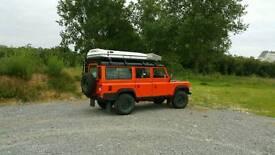 Land Rover Defender 110 200tdi Galvanised only 24k miles