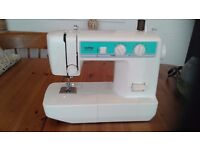 Brother BS-2125 Sewing Machine and Cover
