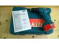 makita 6228D 14.4 cordless drill-driver