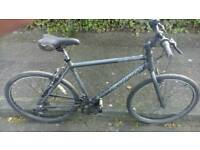 Carrera subway mountain bike,new chain,ill accept £80, no less,no texts/ time wasters