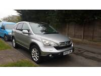 HONDA CRV GPS HEATED LEATHER SEATS REVERSE CAMERA BLUETOOTH